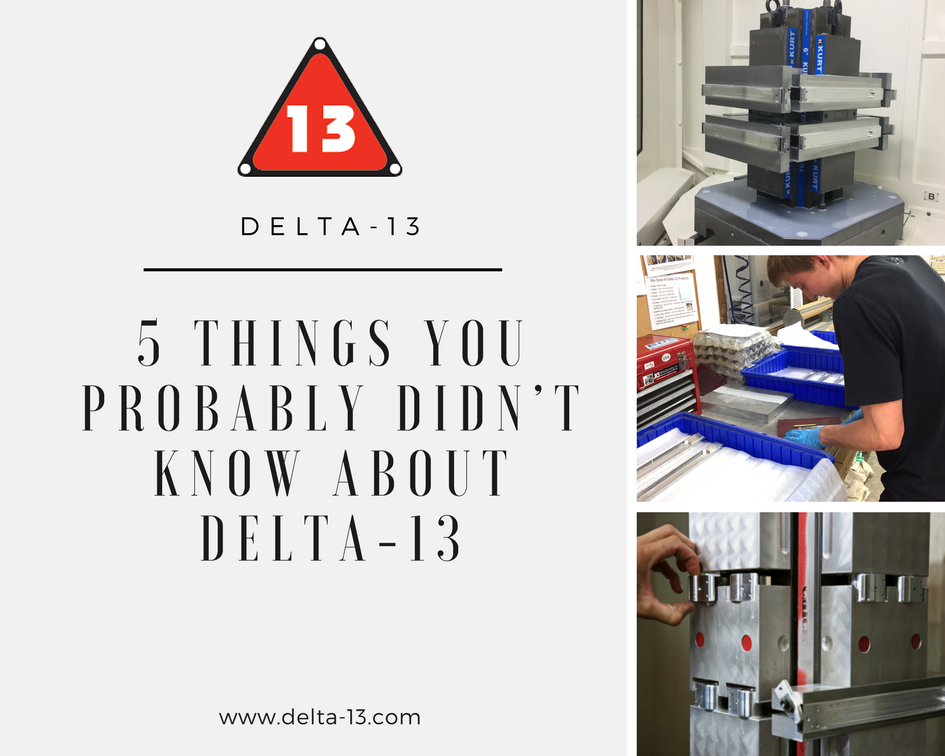 5 Things you probably didn't know about Delta-13