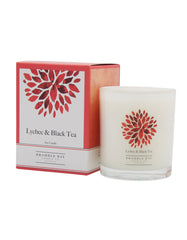 Bramble Bay - Lychee & Black Tea Soy Candle