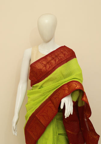 Sungudi Saree Design 77