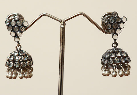 Sterling Silver Earrings Design 15