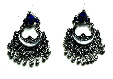 Tribal Afghan Earrings Design 184