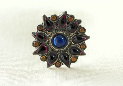 Tribal Afghan Ring Design 18