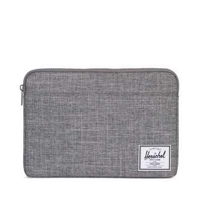 Herschel Anchor Sleeve for Macbook Raven Crosshatch