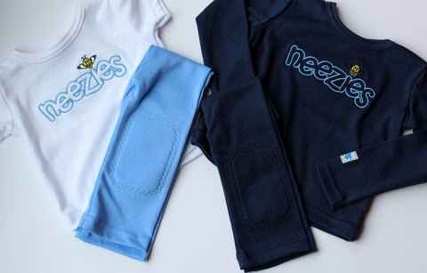 Neezies Four Piece Set (blue)