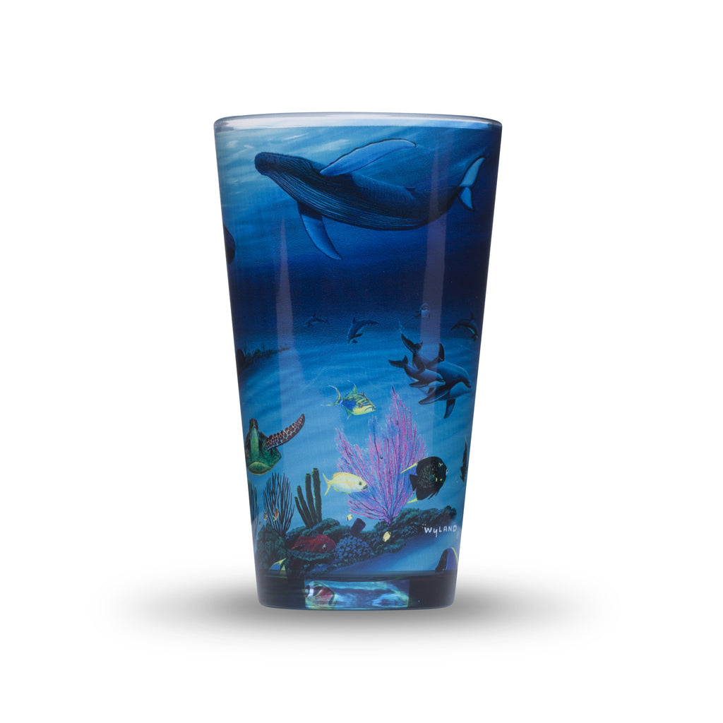 Introducing Water Gallery's incredible new artistic glass drinkware!
