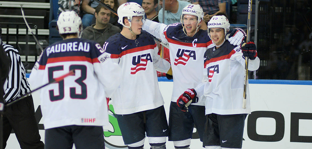 Projecting the 2018 USA Olympic Hockey Team (if the NHL went)