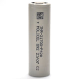 Molicel/NPE INR-21700-P42A 45A 4200mAh Flat Top 21700 Battery - Authorized Distributor