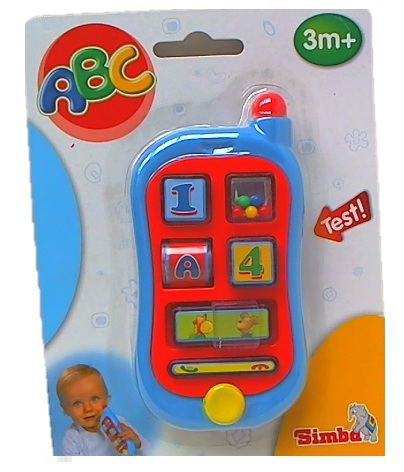 Simba ABC My First Telephone