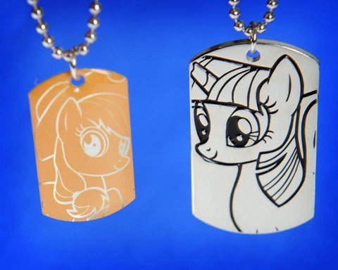 MLP Dog Tag - Deluxe Set