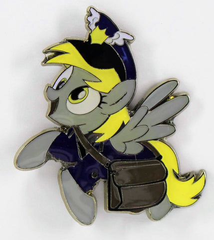 MLP Pin - Muffins the Mail Mare