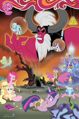 MLP Poster - Lord Tirek