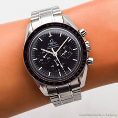 2000 Omega Speedmaster Professional Ref. 145.0022/345.0022 Stainless Steel Watch
