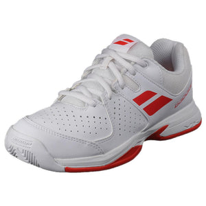 Babolat Junior Pulsion AC - White/Red