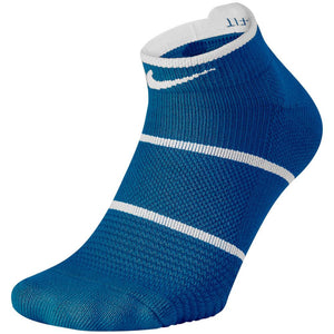 Nike Unisex NikeCourt No-Show Tennis Socks 3 Pack - Indigo Force