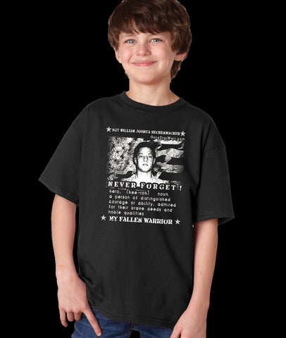 William Rechenmacher Youth T-Shirt
