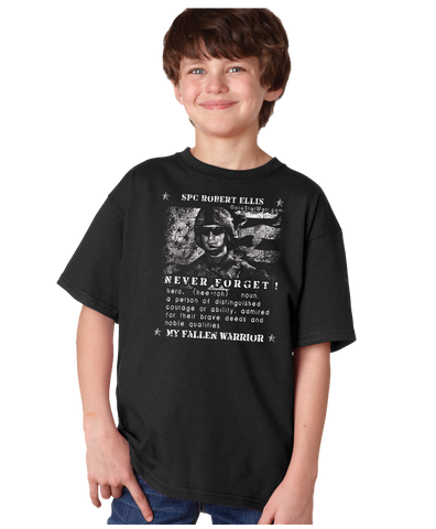 Robert Ellis Youth T-Shirt