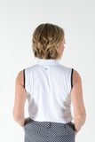 Beckett Sleeveless Polo