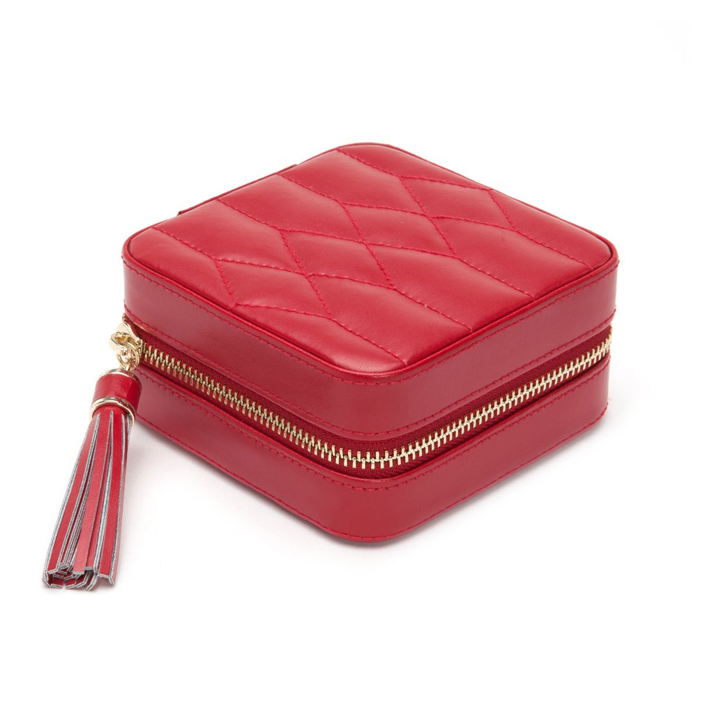 Wolf Red Travel Jewellery Case 329972