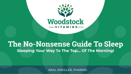 The No-Nonsense Guide To Sleep Webinar