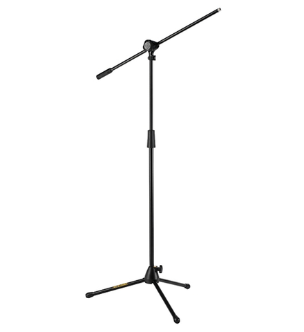 Microphone - Hercules MS432B Quick Turn Tripod Microphone Stand Stage Series with 2-In-1 Boom