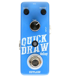 Outlaw Effects Quick Draw Delay Guitar Effects Pedal