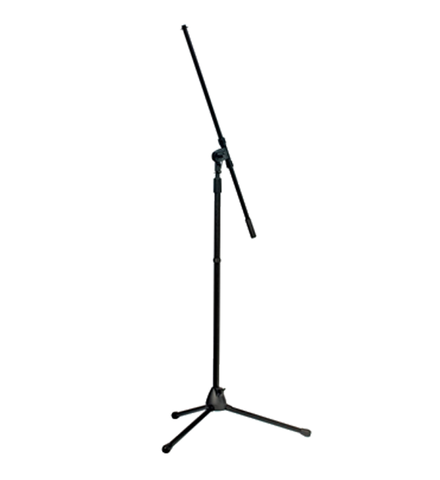Microphone - Yorkville MS-206B Tripod Boom Stand - Black