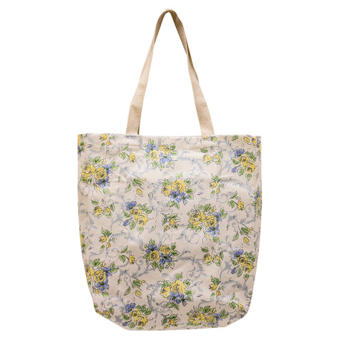Floral Reusable Shopping Bag