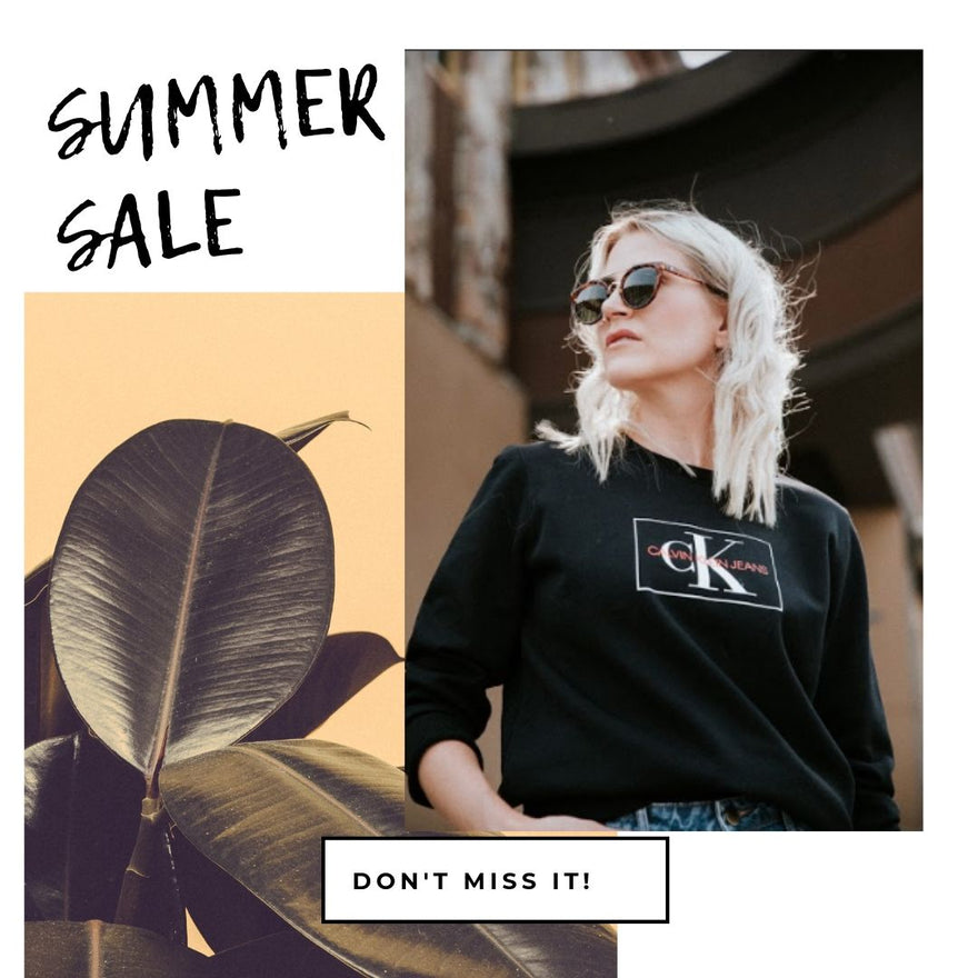 Cade Summer Musts: 10 Sale Items you NEED