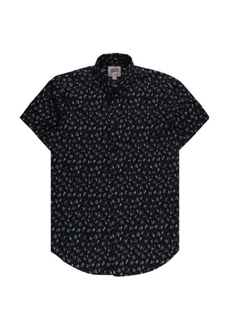 Naked and Famous Local Style YQR Shop Button Down Short Sleeve