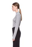 Grey Dani Turtle Neck
