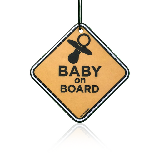 Baby On Board Car Air Freshener