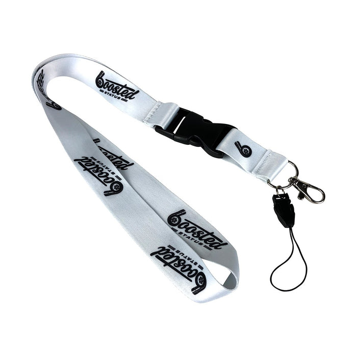Boosted Status Lanyard