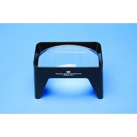 "Stand Magnifier 2"" x 4"" 2X (A2072)-Pro-Optics LLC"