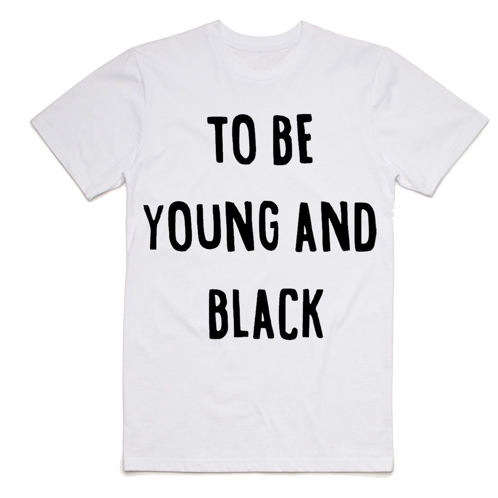 To Be Young And Black T-Shirt