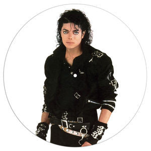 Michael Jackson ♦ Bad: 25th Anniversary (Anniversary Edition, Picture Disc Vinyl LP)
