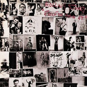 The Rolling Stones ♦ Exile on Main Street  (2LP)