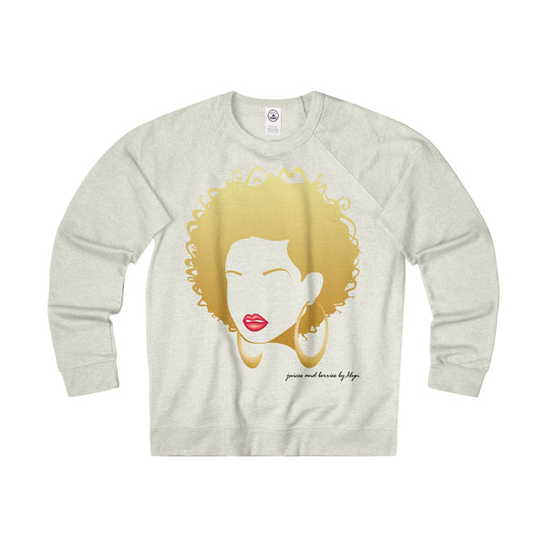 Sweet & Short (Adult Unisex French Terry Crew)