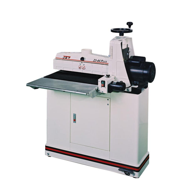 Jet 22-44 Plus Drum Sander With Closed Stand
