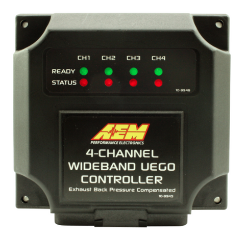 AEM 4-Channel Wideband UEGO AFR Controller - Motorsports Electronics - 2