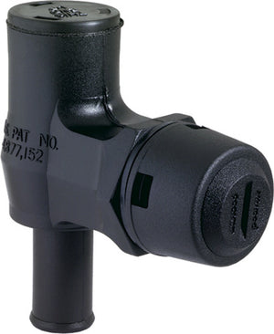 Atwood 90 Degree Thru-Hull Vent Fitting - Pontoon Depot