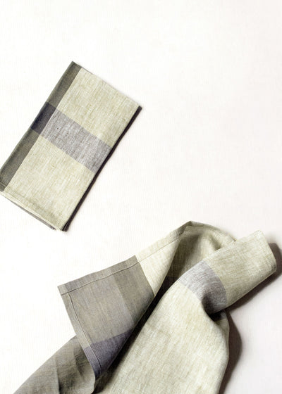 Sustainable Threads Linen Napkin Set of 2