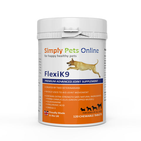 Flexidog (FlexiK9) Dog Joint Supplement