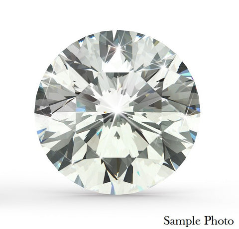 0.50 Ct. Ideal Cut Round Brilliant D VVS2