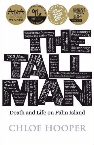 TALL MAN DEATH & LIFE ON PALM ISLAND - Charles Darwin University Bookshop