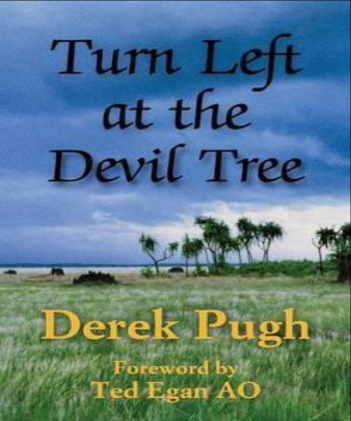 TURN LEFT AT THE DEVIL TREE - Charles Darwin University Bookshop