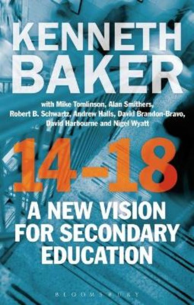 14-18 A NEW VISION FOR SECONDARY EDUCATION