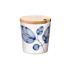 Cup, Pome-Pome, large, with lid