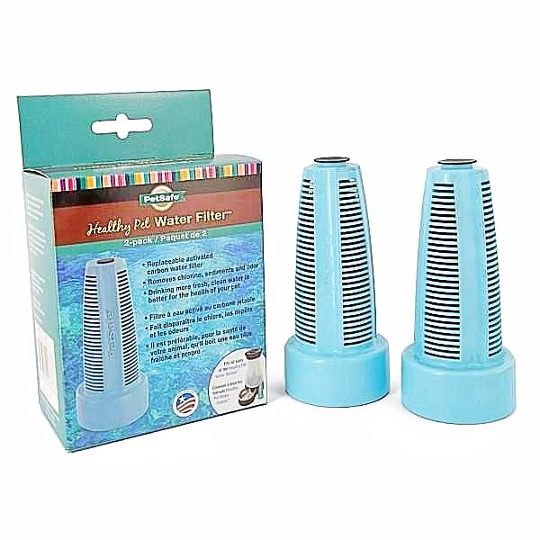 PetSafe Healthy Pet Waterer Replacement Filter 2 pk