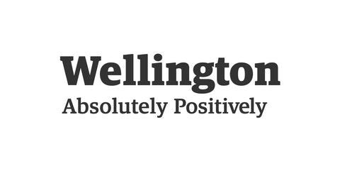 Wellington logo - CMYK