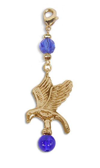 Charm Small Gold - Eagle